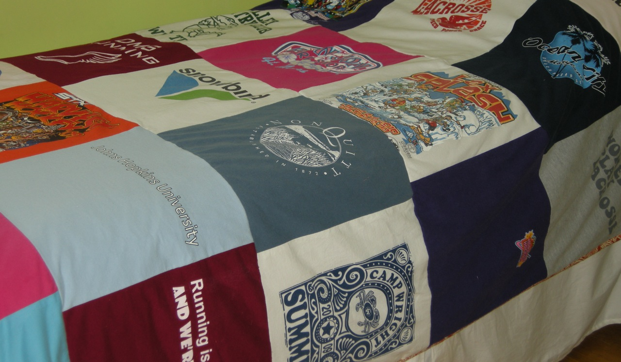 973 Third Avenue Make Your Own T Shirt Quilt
