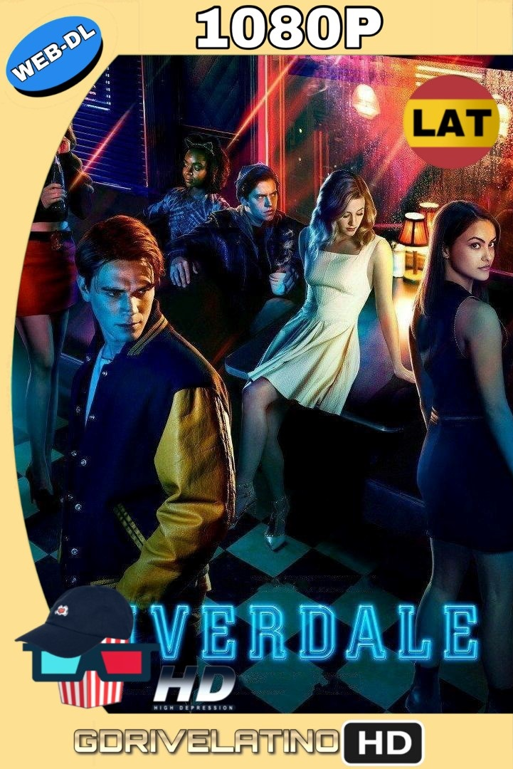 Riverdale Temporada 1 y 2 WEB-DL 1080p Latino-Ingles mkv