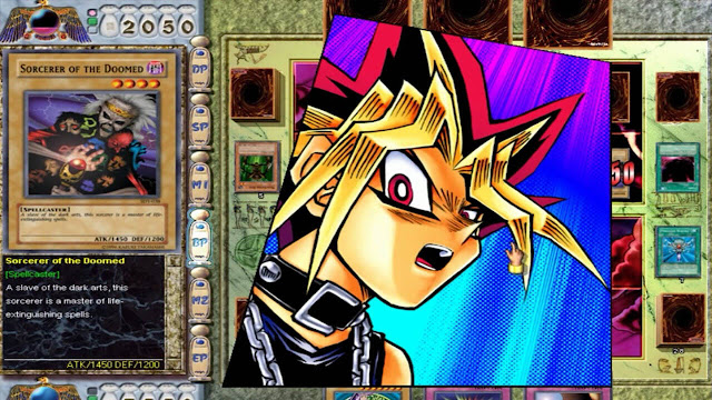 تحميل لعبة يوغي عربي Yu Gi Oh! Power of Chaos YUGI THE DESTINY