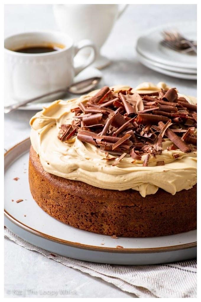 Coffee Cake Recipe Tamil - கொவ்பிக் கேக்