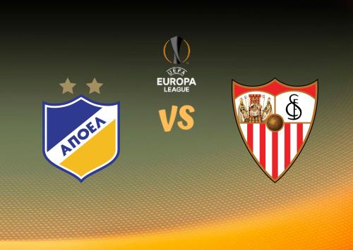APOEL vs Sevilla  Resumen