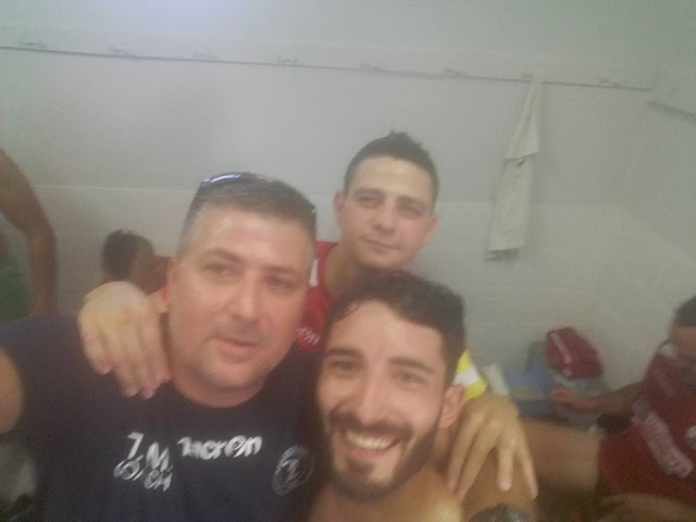 Κορωνίδα: Οι selfies της νίκης επί του Ικάρου
