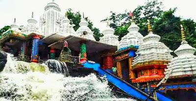 घने जंगलो के बीच में हैं जतमई माता का मंदिर(छ. ग)