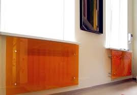 Glass Panels for Radiators