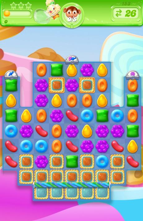 Candy Crush Jelly Saga 153