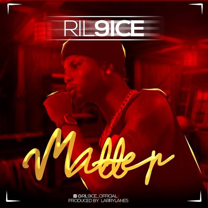 MUSIC: Ril9ice - Matter (Prod. By LarryLanes)