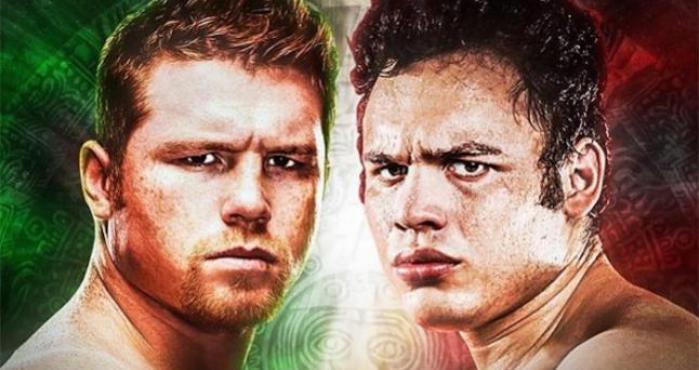 Saul Canelo Alvarez vs. Julio Cesar Chavez Jr, pelea mayo 2017 | Ximinia