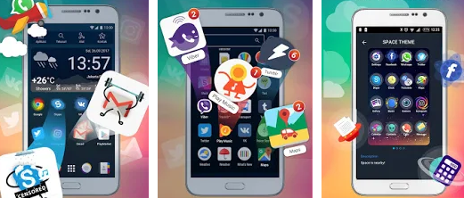 Cara Agar Ikon Android Bergerak Terus Menerus