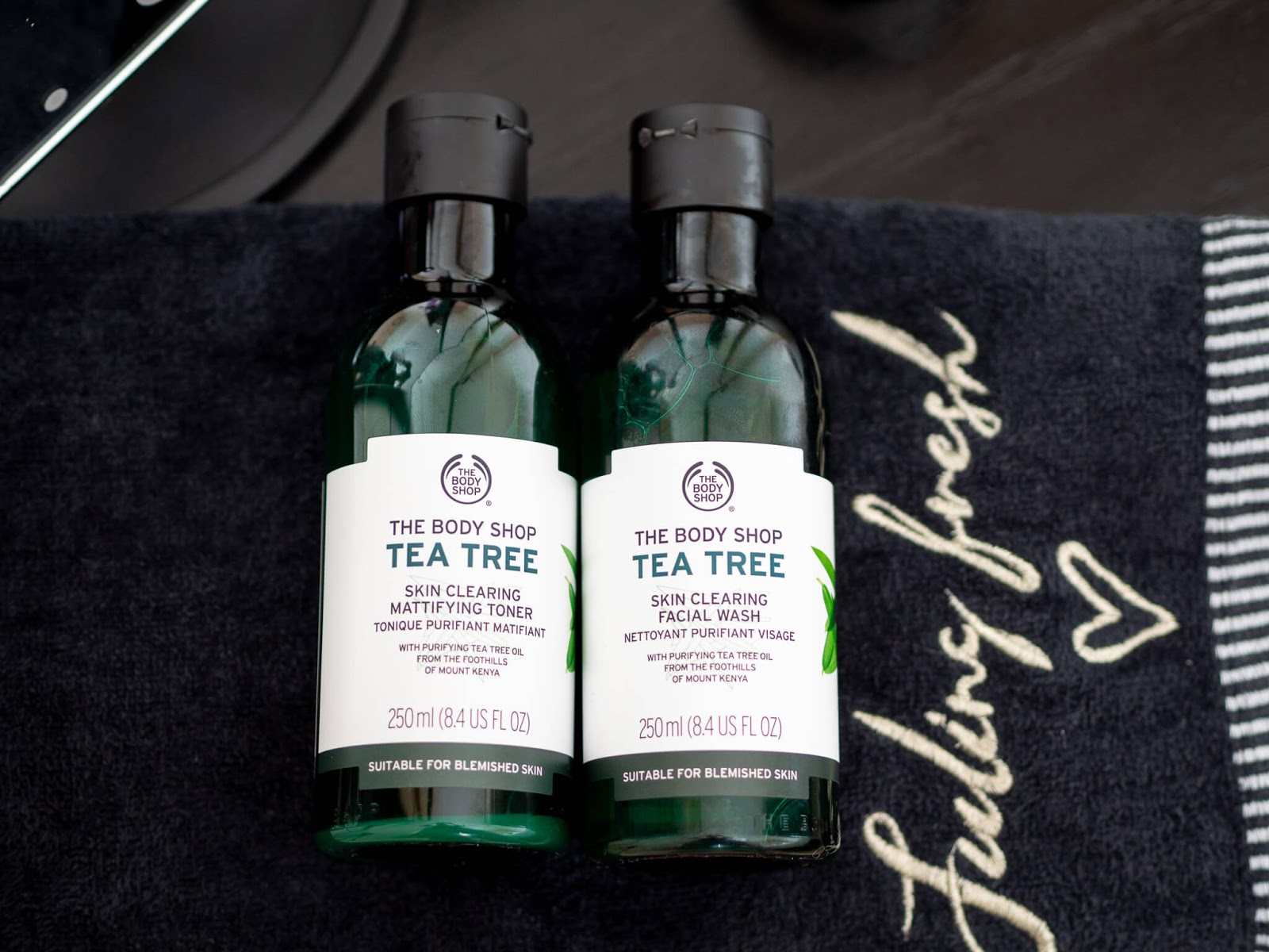 The Body Shop Tea Tree review