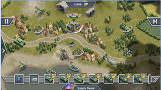 1944 Burning Bridges v1.0.6 Mod Apk Unlimited Money