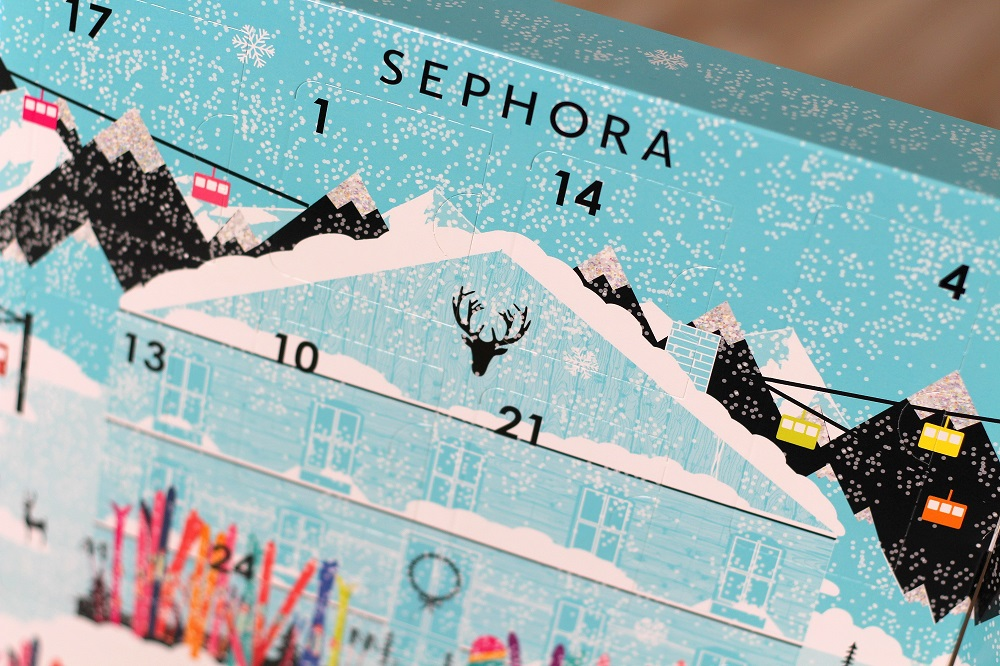 sephora france exclusive advent calendar