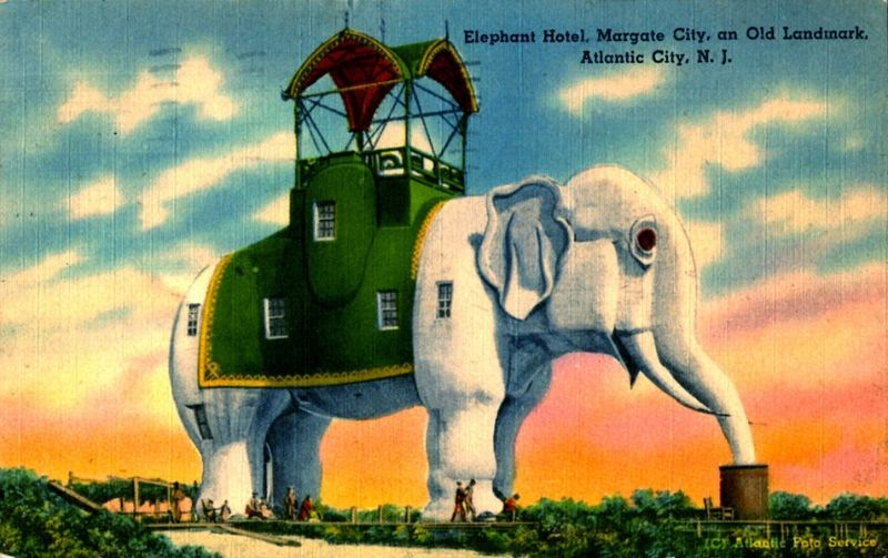 Elephant Hotel: The Prime Example of Novelty Architecture