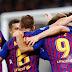 Hat-trick Suarez, Barcelona Permalukan Madrid di Camp Nou