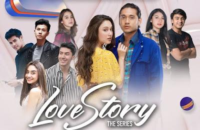 Biodata dan Agama Para Pemain Sinetron Love Story The Series
