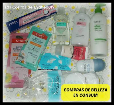 compras belleza Consum marca kyrey