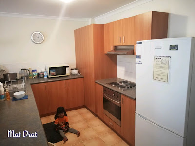 Percutian Perth Itinerari Apartment Murah Perth