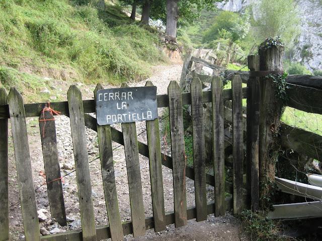 Rutas Montaña Asturias: Portilla en ruta a la Fayona y Monsacro