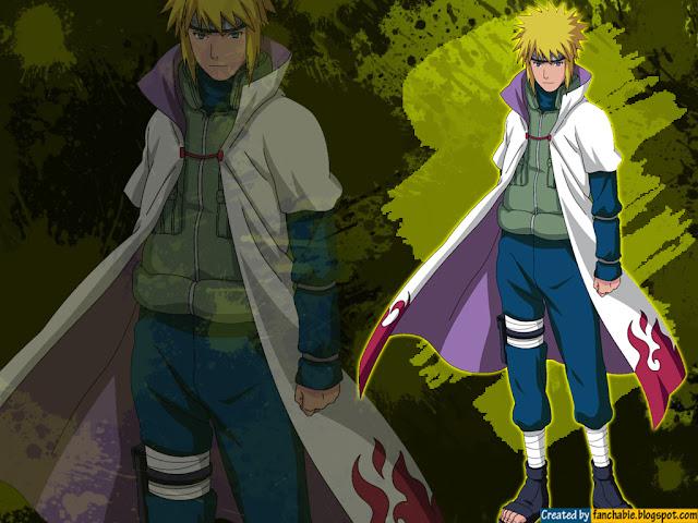 Naruto Father's