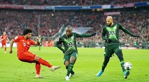 بايرن ميونخ يحقق فوز صعب على فريق فولفسبورج في الدوري الالماني