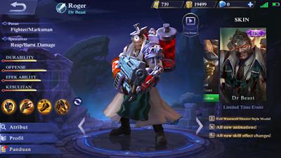Roger Dr Beast