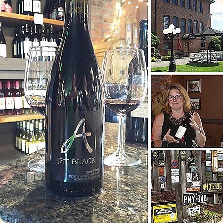 Alexandria Nicole Cellars tasting room - Woodinville