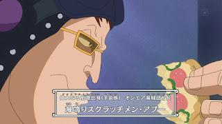 Hellominju.com: ONE PIECEアニメ 劇場版STAMPEDE『スクラッチメン・アプー』   SCRATCHMEN APOO   Hello Anime !