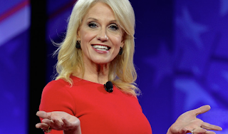 Kellyanne Conway May Be Next Comms Director