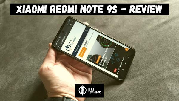 Xiaomi Redmi Note 9S - Review