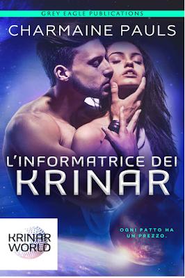 Scaricare L'Informatrice dei Krinar: Un romanzo sul mondo dei Krinar PDF Gratis