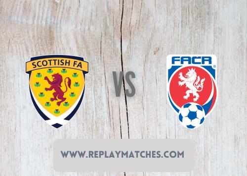 Scotland vs Czech Republic -Highlights 14 June 2021