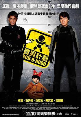Sinopsis film Rob-B-Hood (2006)