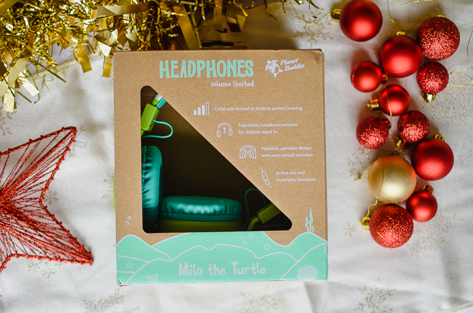 gamer kids gift guide, Planet buddies headphones