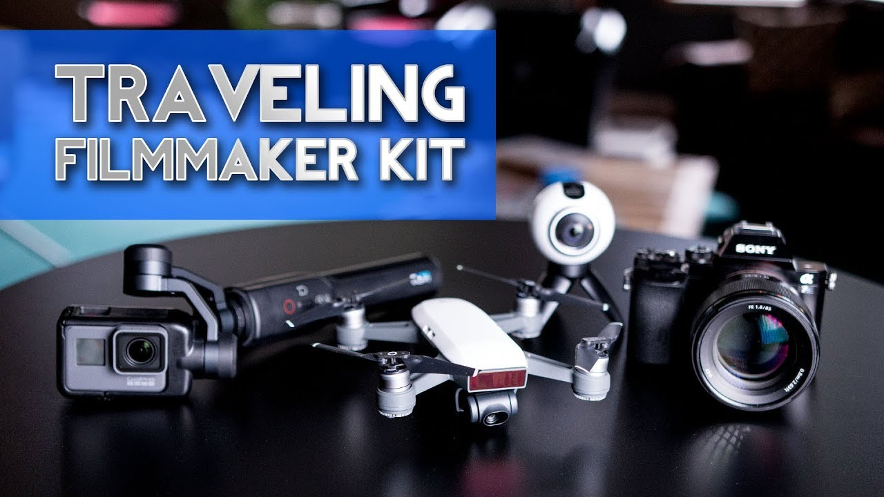 Traveling Filmmaker Kit