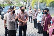 Jalin Sinergitas Antara BNN dan Polri, Kapolda NTB Kunjungi BNNP Nusa Tenggara Barat