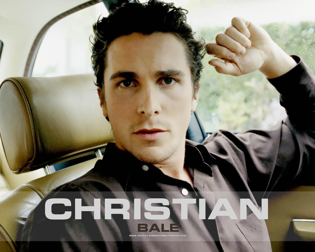 Christian Bale: Christian Bale New Photos