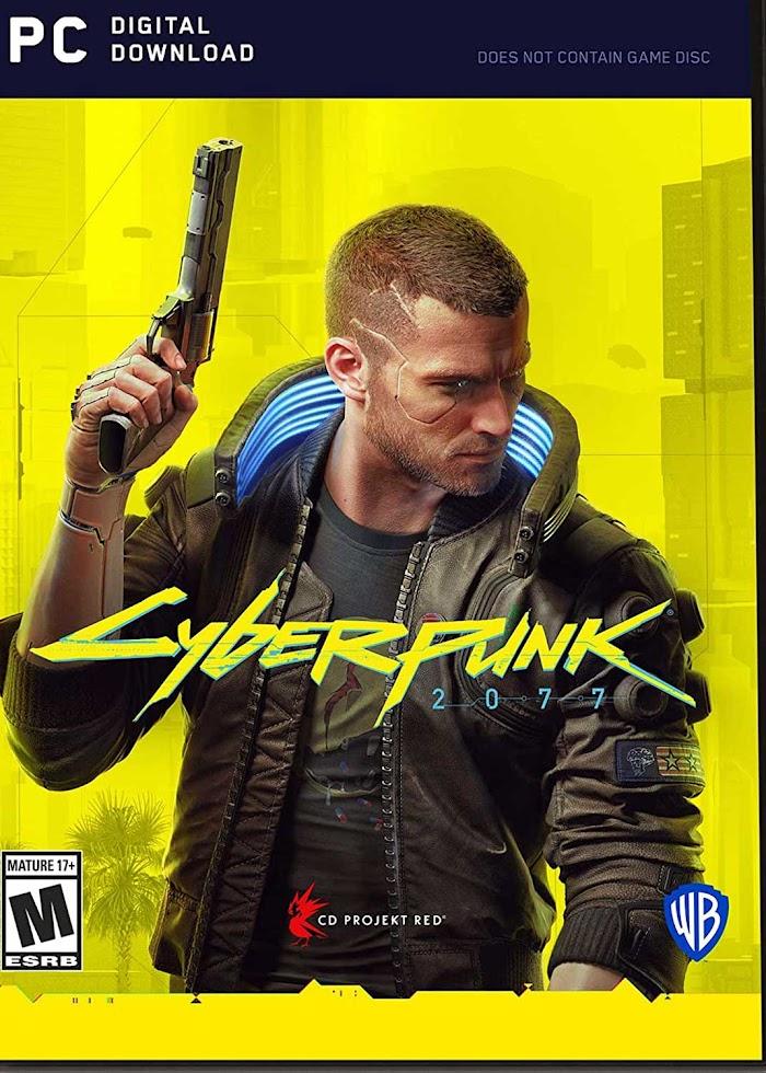 Download Cyberpunk 2077 free PC