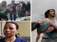"""Tangis Menteri Swedia Pecah: """"Kondisi di Aleppo Sangat Menakutkan Mirip Neraka"""""""
