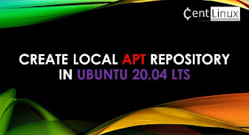 Create Local APT Repository in Ubuntu 20.04 LTS