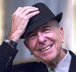 Lo anunció la página Facebook del famoso cantautor canadiense, ganador del Premio Príncipe de Asturias de Las Letras en 2011. Aún se desconoce la causa de la muerte