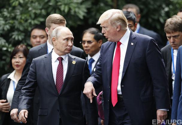 """Держсекретар США: Трамп може зустрітися з Путіним """"у недалекому майбутньому"""""""