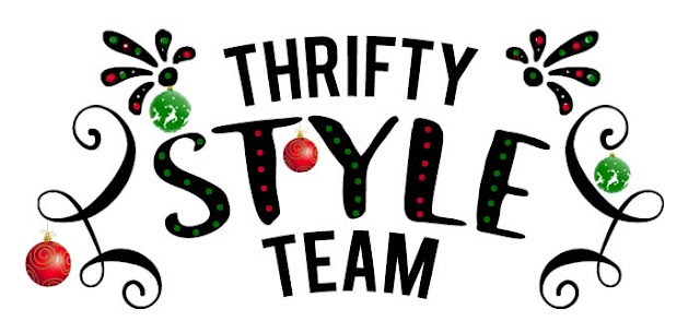 Christmas Thrifty Style Team Bliss Ranch.com