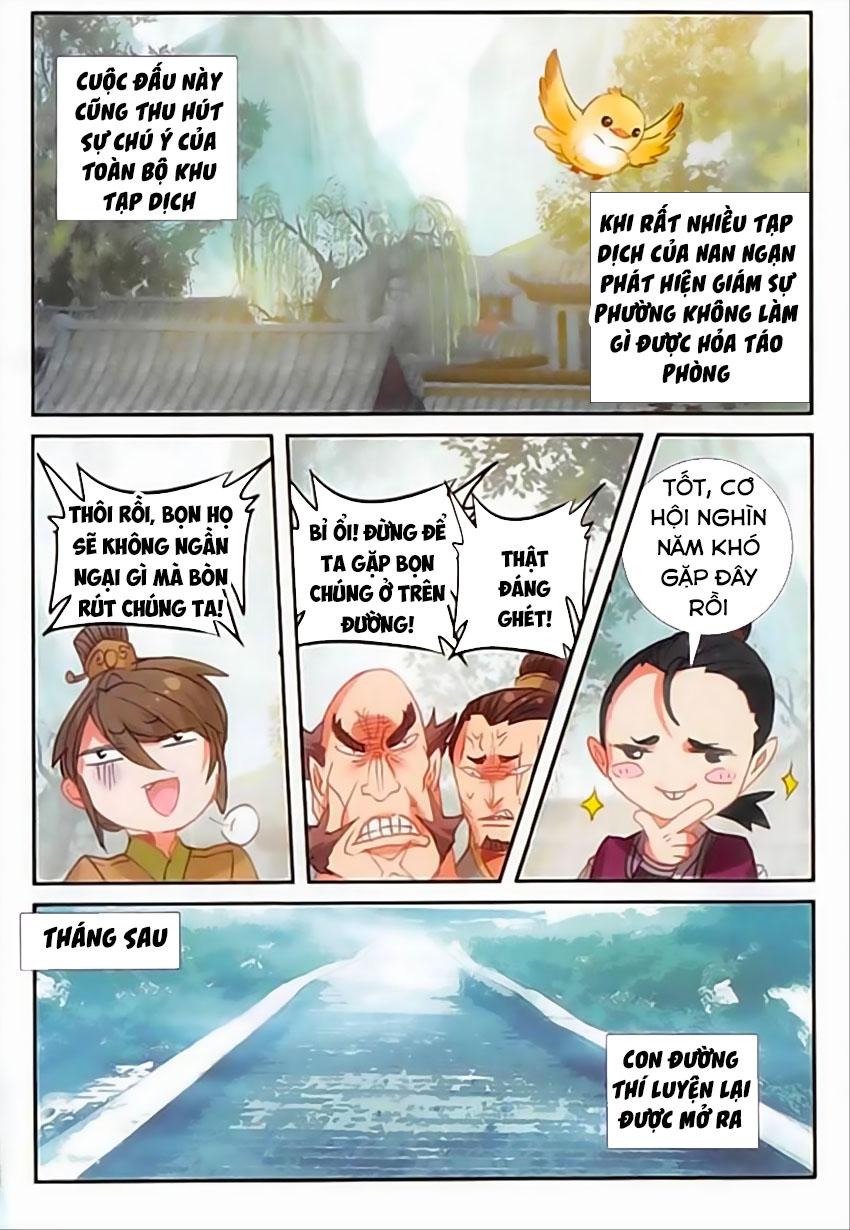 Nhất Niệm Vĩnh Hằng Chapter 11 video - Hamtruyen.vn