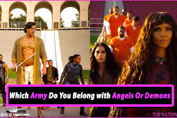 Lucifer Season 5 Final Battle: Which Army Do You Belong with Angels Or Demons