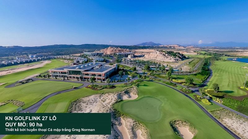 KN Golf Links 27 Hố tại KN Paradise Cam Ranh