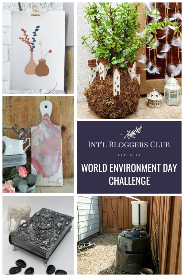 Int'l Bloggers Club World Environment Day Challenge
