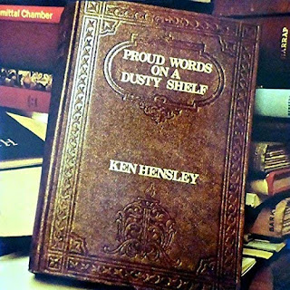 Ken Hensley's Proud Words On A Dusty Shelf