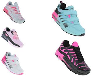 Planetshoes-Freizeitschuhe-Damen-Turnschuhe-Schuhe-Sneaker-Sportschuhe-Luftpolstersohle