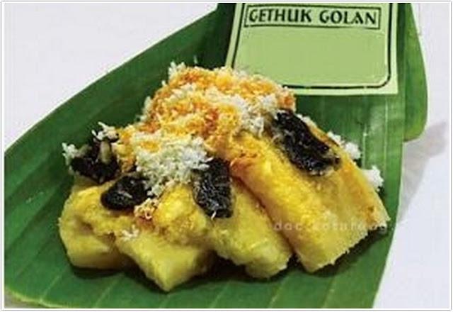 Gethuk Golan;Top 10 Kuliner Ponorogo;