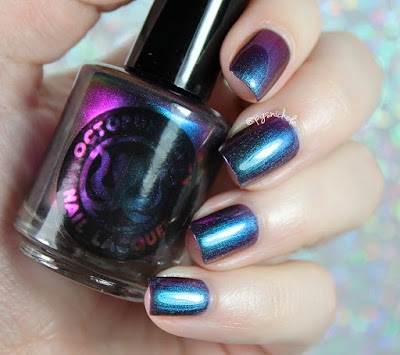 Octopus Party Nail Lacquer The Pleasure Principal