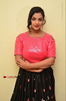 Telugu Actress Mahi Stills at Box Movie Audio Launch  0016.JPG